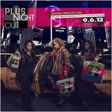Plus Night Out, Fashion Week, Curvy Women, Fashion for Curvy Women in New York