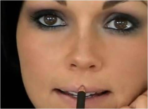 a good lip primer, makeup, smokey eyes, how to apply makeup